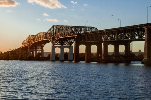 Champlain Bridge Condition Assessment