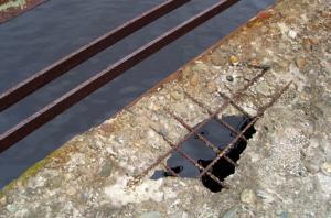 Concrete Deterioration Steel Corrosion