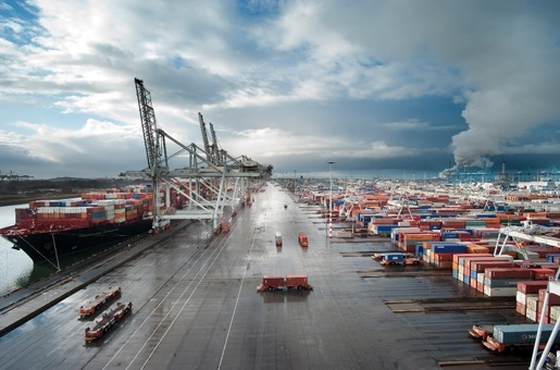Port of Rotterdam KMS asset management