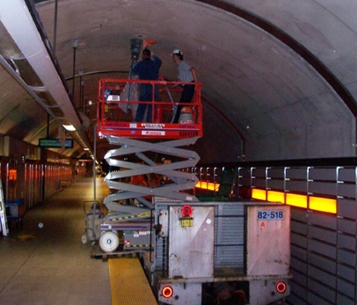 STM Subway Line Extension to Laval