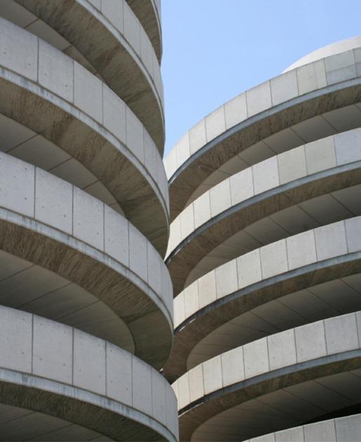 Parking structures, condition assessment, repair & rehabilitation