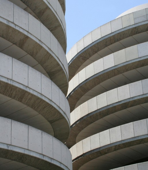 Parking structures, condition assessment, repair & rehabilitation